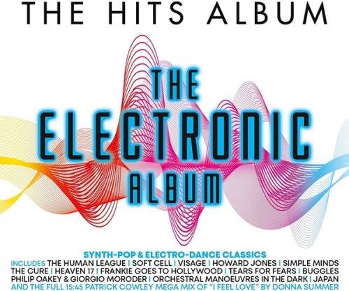 VA - The Hits Album The Electronic Album [4CD] (2020)