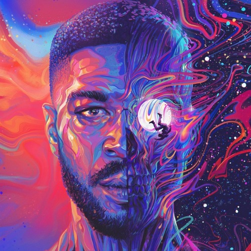 Kid Cudi - Man On the Moon III - The Chosen (2020)