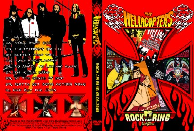 The Hellacopters - Rock Am Ring 2005 (2017)
