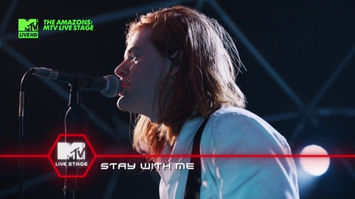 The Amazons - MTV Live Stage (2017)