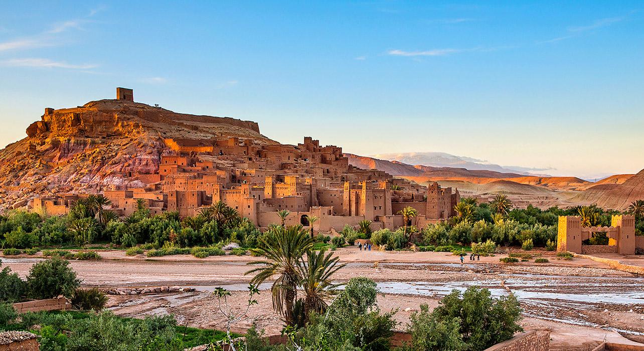 авторский тур в Марокко