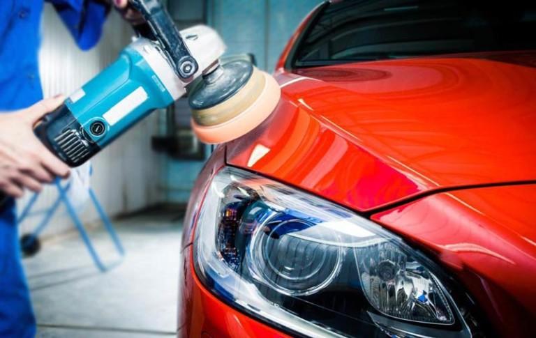 Профессиональная полировка автомобиля – популярная услуга