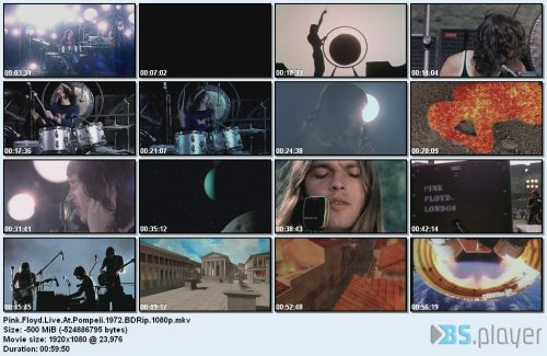 pinkfloydliveatpompeii1972bdrip - Pink Floyd - Live At Pompeii 1972 (2016) [BDRip 1080p]
