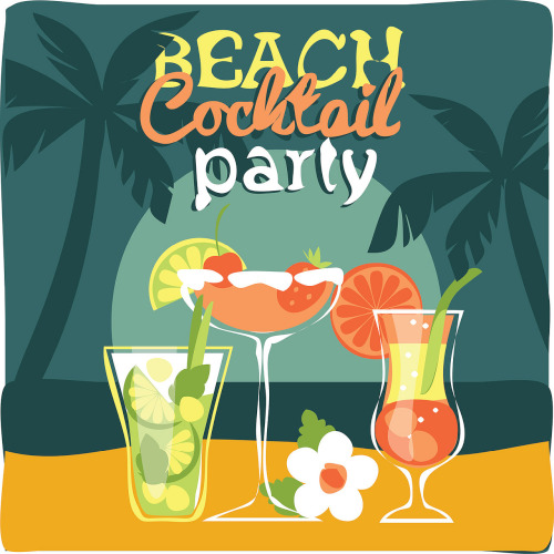 Various Artists - Beach Cocktail Party (2020)