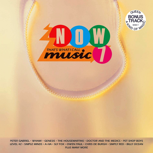 NOW Thats What I Call Music 7 (2020)