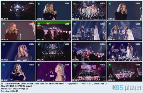 VA - MTV EMA Music Performances (2017)