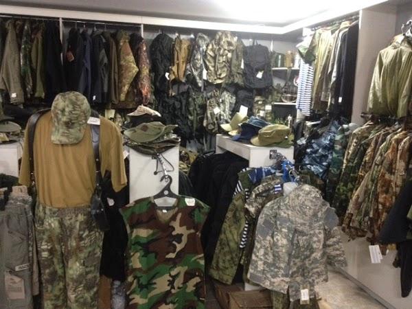 Магазин тактической одежды Strike Force ждет в гости всех любителей активного отдыха