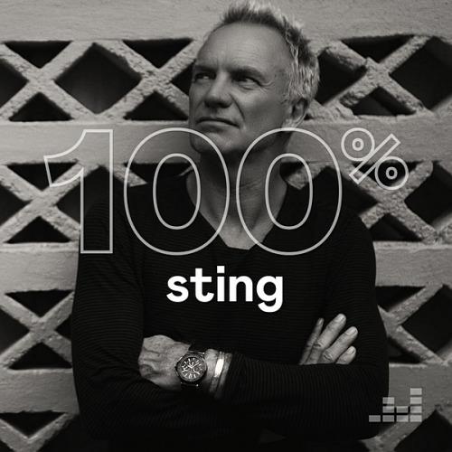 Sting - 100% Sting (2020)