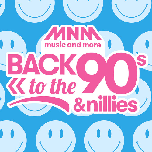 MNM Back To The 90's & Nillies 5CD (2020)