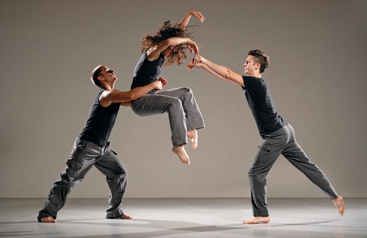 Занятия танцами в Санкт-Петербурге