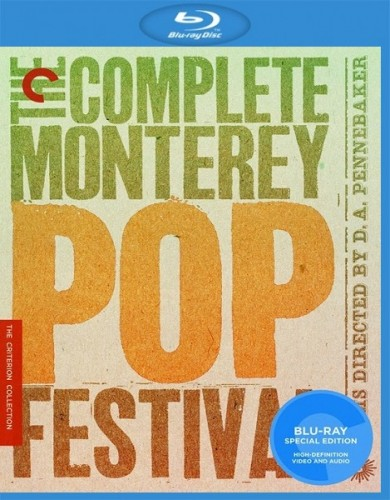 VA - The Complete Monterey Pop Festival (2009) BDRip 720p