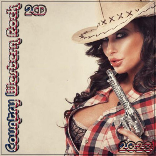 VA - Country Western Rock (2CD)