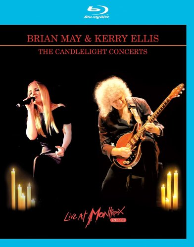 Brian May & Kerry Ellis - The Candlelight Concerts (2014) BDRip 720p