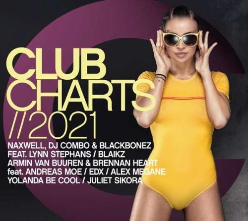 VA - Club Charts [2CD] (2021)