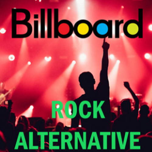 Billboard Hot Rock & Alternative Songs (04-July-2020)