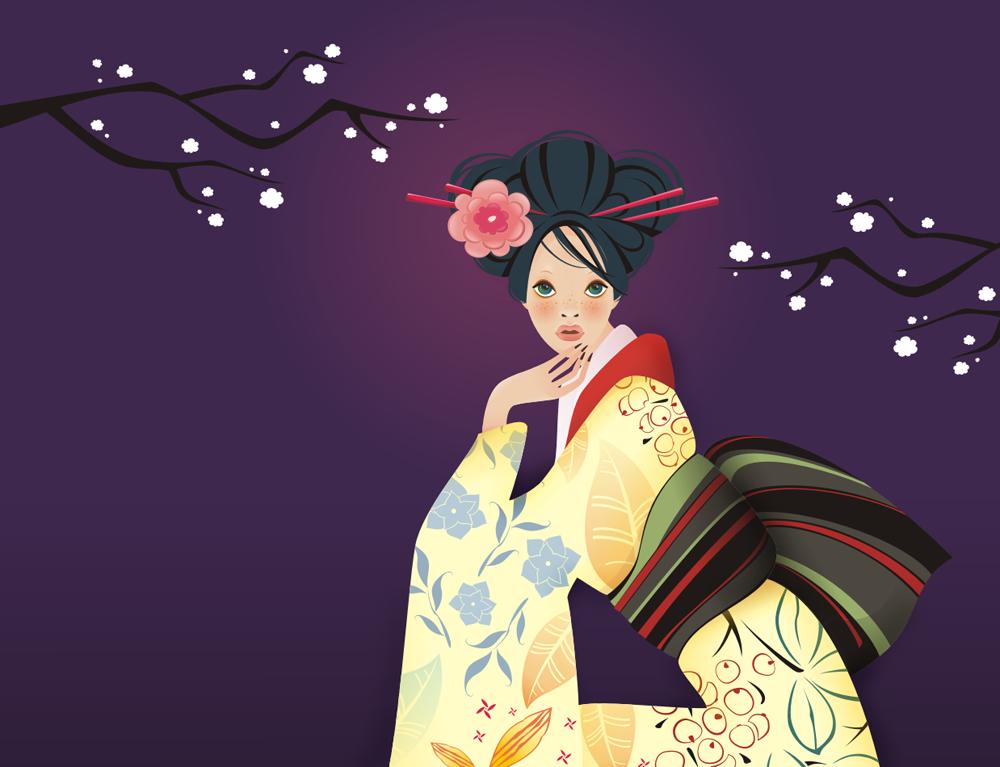 Веселые японские картинки, днем бухгалтера открытка