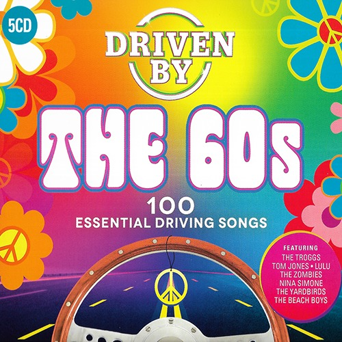 Driven By The 60s (Box Set) (2019)