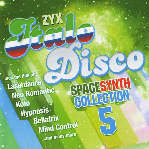 ZYX Italo Disco Spacesynth Collection 5 (2019)