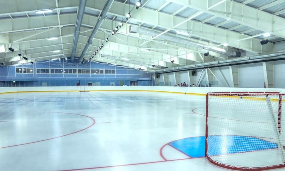обустройство хоккейных площадок