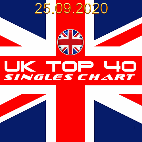 The Official UK Top 40 Singles Chart (25-Sept-2020)
