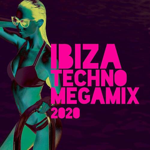 Ibiza Techno Megamix (2020)