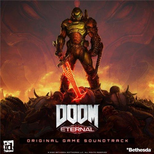 Mick Gordon - DOOM Eternal [Original Game Soundtrack] (2020)