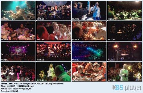 James Last - Live At Royal Albert Hall (2013) BDRip 1080p