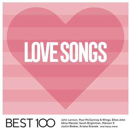 VA - Love Songs Best 100 (2020)