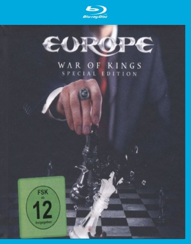Europe - Live At W:O:A (2015)
