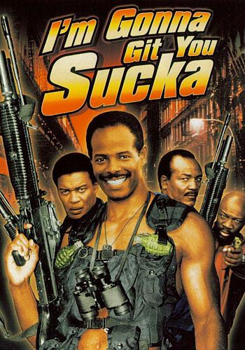 Я достану тебя, ублюдок / Берегись, мерзавец! / I'm Gonna Git You Sucka (1988) HDTVRip-AVC | MVO