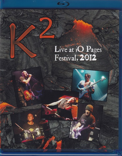 K² (K2) - Live At iO Pages Festival (2012)