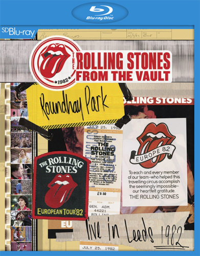 The Rolling Stones - Live in Leeds