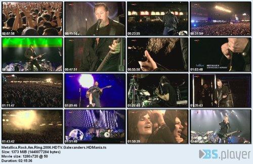 Metallica - Rock Am Ring 2006 (2017) HDTV