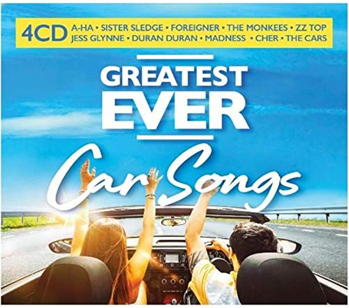 VA - Greatest Ever Car Songs (2020)