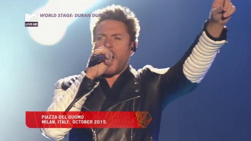Duran Duran - MTV World Stage: Live Milan
