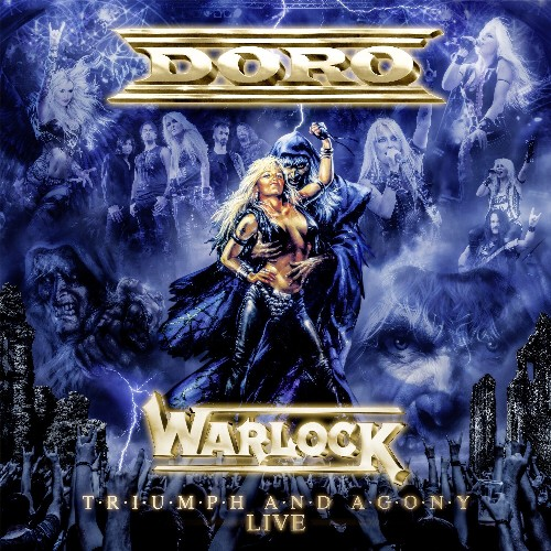 Doro - Warlock - Triumph And Agony (2017) BDRip 720p