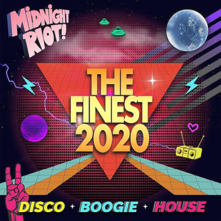 The Finest 2020 Midnight Riot (2020)