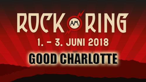 Good Charlotte - Rock Am Ring (2018) HD 1080p