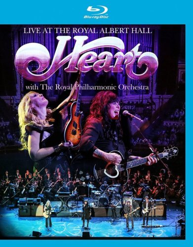 herah - Heart - Live At The Royal Albert Hall (2016) [BDRip 720p]