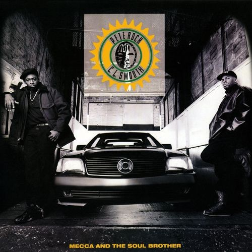 Pete Rock & C.L. Smooth - Mecca And The Soul Brother (Deluxe Edition)