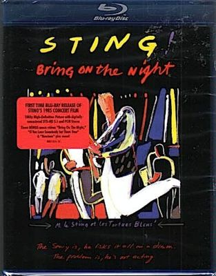 Sting - Bring On The Night 1985 (2008)
