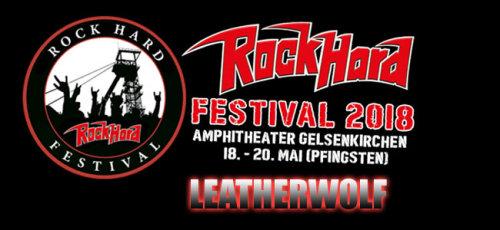 Leatherwolf - Rock Hard Festival (2018)