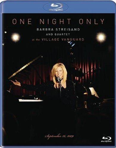 Barbra Streisand - One Night Only (2010) BDRip 720p