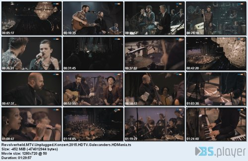 Revolverheld - MTV Unplugged Konzert