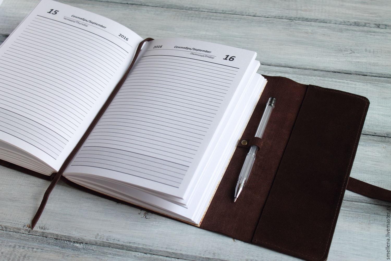 Деловые ежедневники – простой инструмент для продвижения вашего бренда