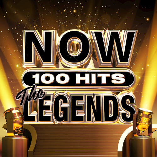 Now 100 Hits The Legends (2020)