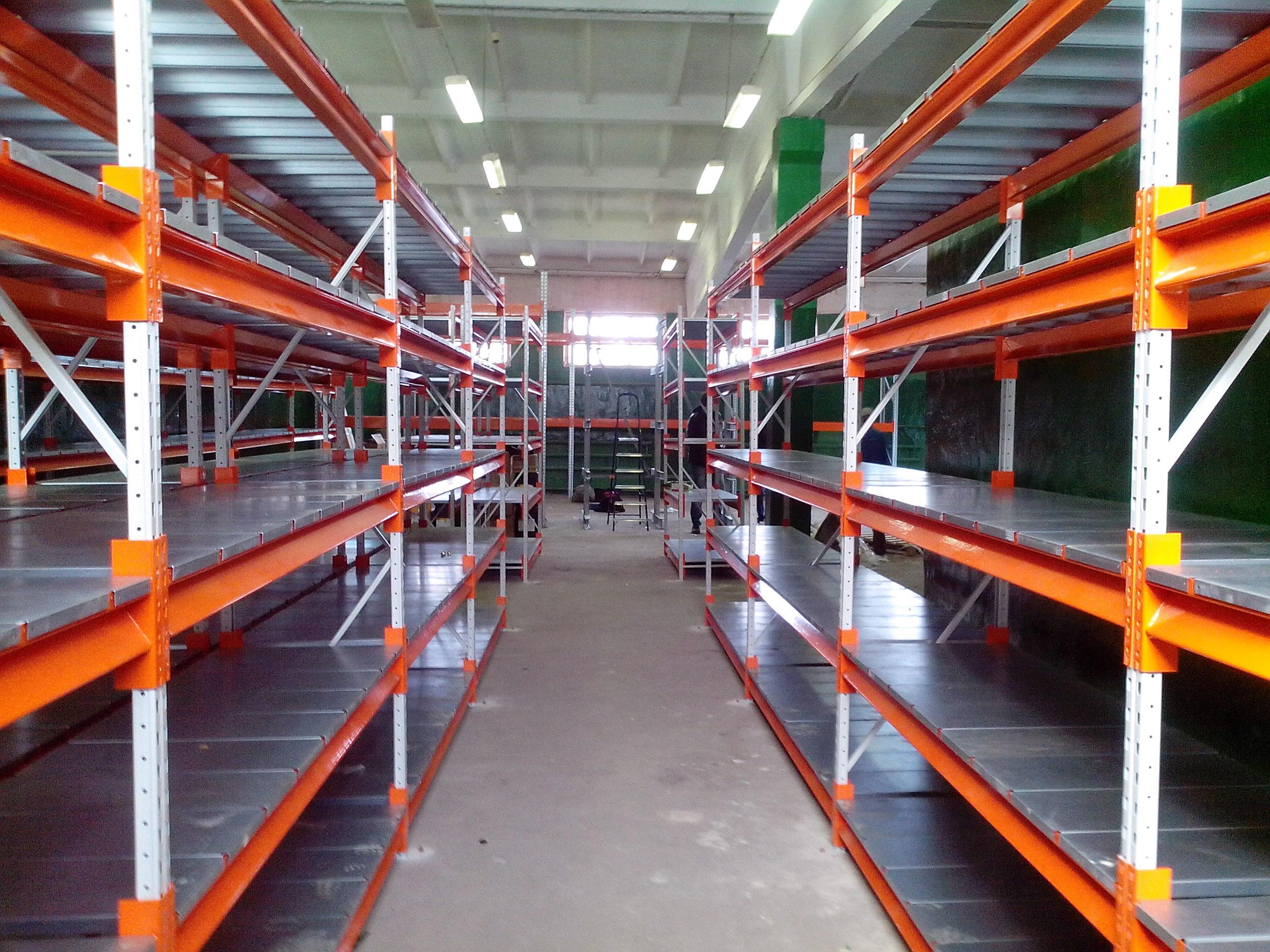 складские стеллажи
