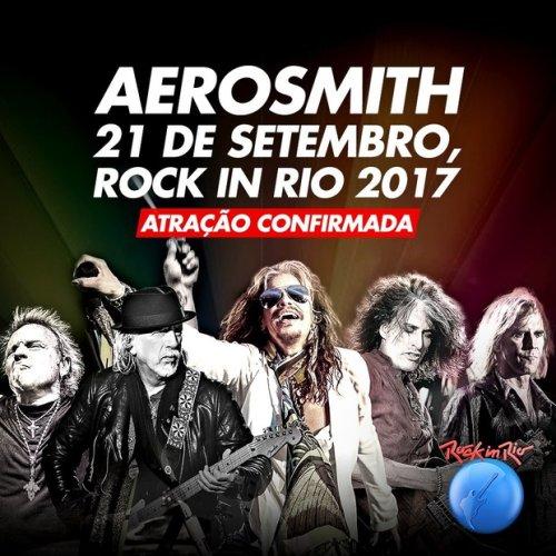 Aerosmith - Rock In Rio (2017) HDTV