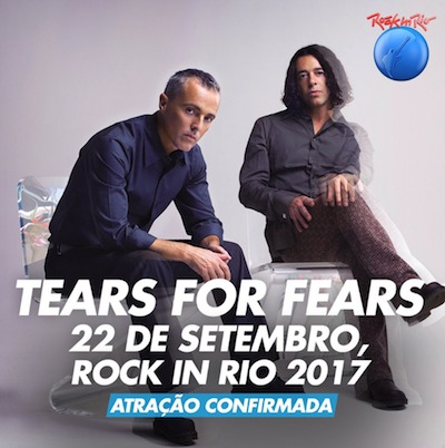 Tears For Fears - Rock In Rio (2017) HDTV