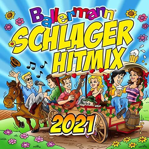Ballermann Schlager Hitmix 2021 (2021)